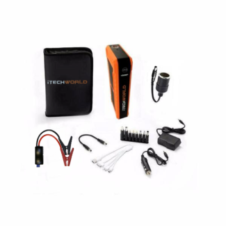 ITECH900A Compact Jump starter Backup Battery Bank Burswood Victoria Park Area Preview