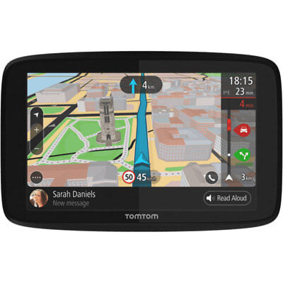 """TomTom GO 520 GPS 5"""" Touch Screen (US-CAN-MEX)"""