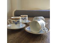 Vintage espresso/ coffee China set