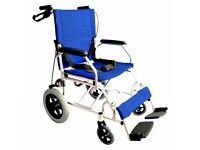 Elite Care folding Wheelchair