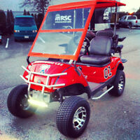 Golf Carts of all kinds! Golf Carts for Sale
