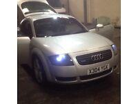 Audi tt quattro 180 6 spd not 225