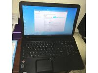 Toshiba satellite laptop AMD 6gb ram like new conditions