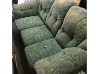 3 seater and 2 seater sofas free delivery