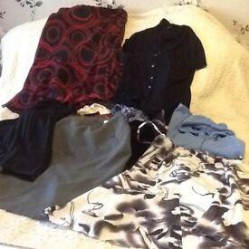 Ladies clothes, very good condition, some unworn