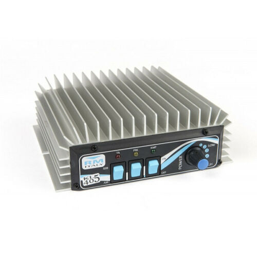 RM KL 405 LINEAR AMPLIFIER CB HAM BURNER 200W RM AM-FM-SSB-CW AM/SSB MODE