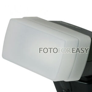 Bounce-Flash-Diffuser-for-Nikon-SB800-YN460-Flashgun