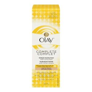 Olay Complete Tinted Moisturizer with Sunscreen