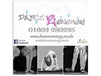 Dance and Acrobatics classes - Horsford Village Hall - Saturday's