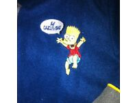 Bart Simpsons dressing gowns age 8