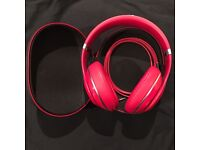 Dre Beats | Studio 2.0 Wireless Red
