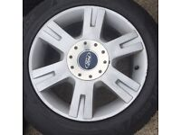"16"" ford galaxy focus transit connect Mondeo alloy wheels"