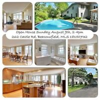 Open House Sunday 2-4pm, Beaconsfield