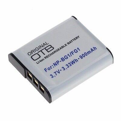 Akku für Sony Cybershot DSC-W120, DSC-W130, DSC-W150, DSC-W170 - NP-BG1 / NP-FG1 online kaufen