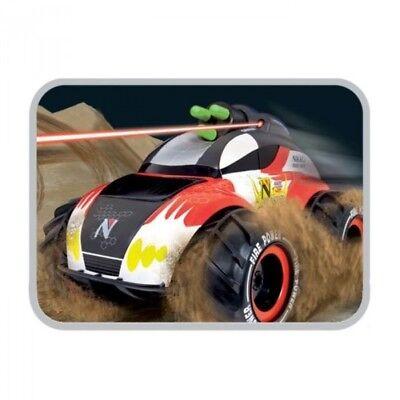 N BlasteR 4x4 Nikko remote control car all terrain laser lance missile 15881