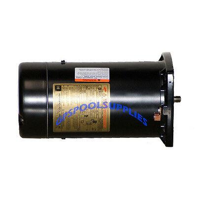 3/4 Hp Threaded Shaft Motor ( Hayward Single Phase Threaded Shaft, Square Flange 3/4 HP Motor P/N: SPX2705Z1M )
