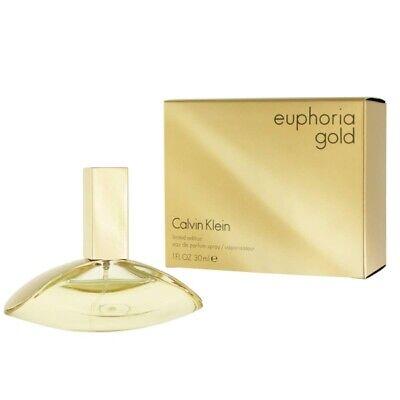 Calvin Klein Euphoria Gold 30 ml Eau de Parfum EdP Spray NEU...
