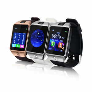 Smartwatch for android and iOS smartphones
