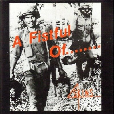 The 4 Skins A Fistful Of...CD+Bonus Tracks NEW SEALED Punk/Oi! for sale  Windsor
