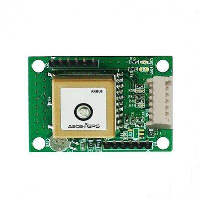 Gps Module And Board For Development Akbu6 1pps 10ns Ttl Uart Patch Antenna