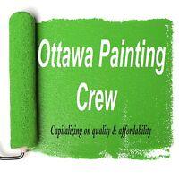 Ottawa Painting Crew (613) 710-0793 CALL TODAY!