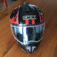 Casque de moto full face
