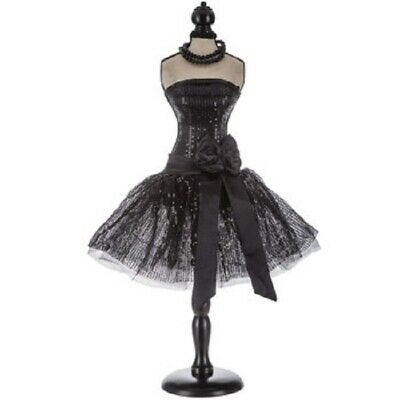 Sequin Dress Form On Stand Sophisticated And Stylish Mannequin Decoration New