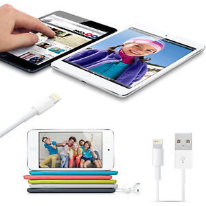 USB DATA CABLE CHARGER SYNC WIRE LIGHTENING FOR IPHONE IPAD IPOD Regina Regina Area image 4