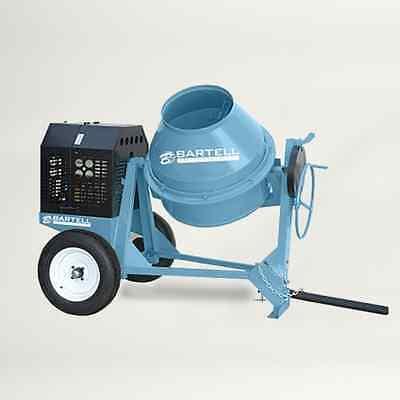 Bartell Morrison Concrete Mixer Mc95h240 - 9.5 Cu. Ft.