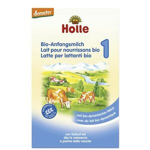 LOOKING FOR: Holle Organic Formula