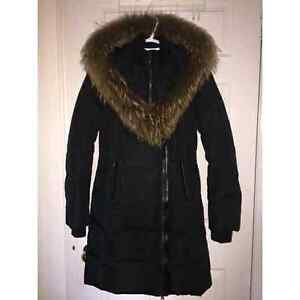 L - NEW - RUDSAK ATELIER NOIR WINTER COAT