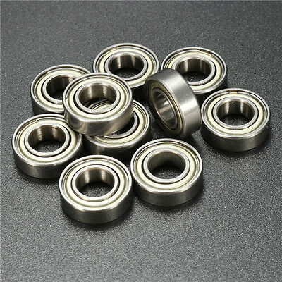 New 10pskit 688zz Miniature Ball Bearings 8x16x5mm Double Shielded Ball Bearing