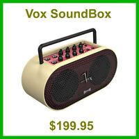 New-Vox SoundBox now in stock-