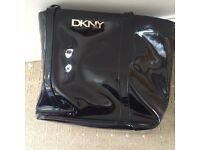 DKNY bag with purse