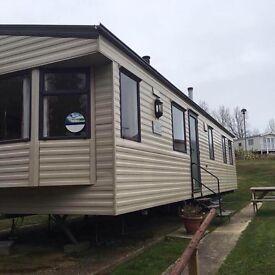 Hastings caravan for hire - no long term lets