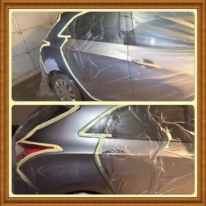 Auto body repair and painting ,windshield replacement Regina Regina Area image 5