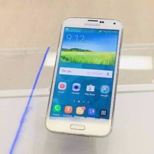 CHEAP GALAXY S5 16GB GOLD WARRANTY TAX INVOICE FREE CHARGER Surfers Paradise Gold Coast City Preview