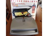 George Foreman Grill and Melt
