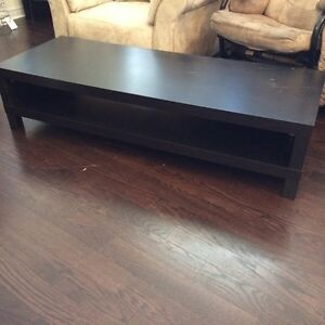 TV stand can be used as coffee table