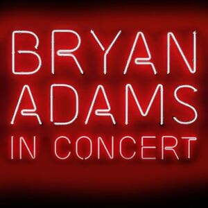 Spectacle Bryan Adams 4 billets