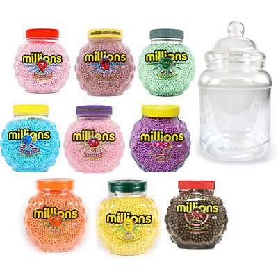 VICTORIAN SWEET JAR FULL 500ml SWEETS WHOLESALE DISCOUNT TREATS PARTY CANDY BOX