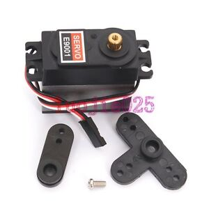 E9001 9KG Metal Geared Servo HSP RC 1/8 Scale Car buggy Steering E9001