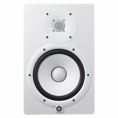 Yamaha HS8 2-Way Powered Studio Monitor (White) for sale  Shipping to Canada