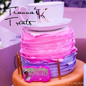 Custom cakes and more at affordable prices