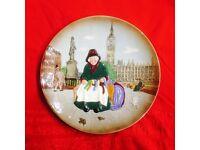 Royal Doulton Silks And Ribbons Lady Plate D6663