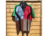 Harlequins rugby shirt - youth / ladies small
