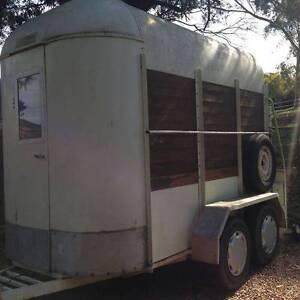 Kentucky 2SL Horse Float Kangaroo Ground Nillumbik Area Preview