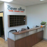 Workspace Away from Home, Shared Office, Fully Furnished