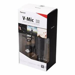 Aputure V-Mic D2 - On Camera Shotgun Condenser Microphone Kalgoorlie Kalgoorlie Area Preview