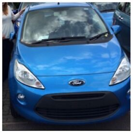 Ford ka only 1 lady owner since new